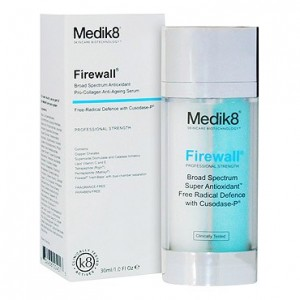Duo crème de soin anti-âge Firewall - Medik8