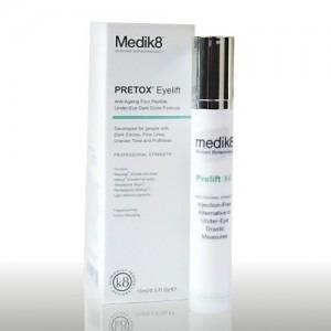 Solution anti cerne ridules yeux Pretox Eyelift - Medik8