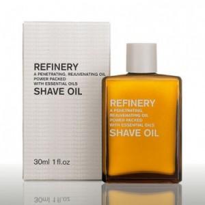 Huile de pré-rasage régénérante Refinery