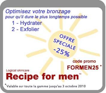 Accueil 2-1 Recipe for Men