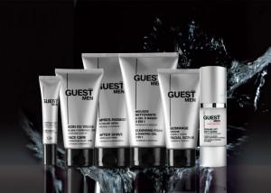 Guest men, une gamme de produits de soins complète et innovante pour les hommes modernes