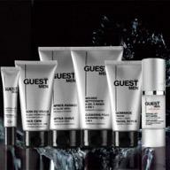 La nouvelle marque française Guest Men sur DH Cosmetics