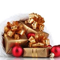 Offrir des paquets cadeaux de noel pour homme