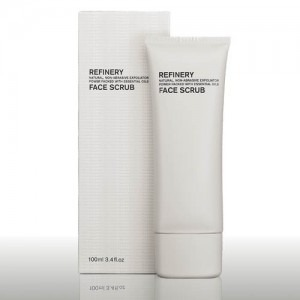 gommage doux visage-homme refinery