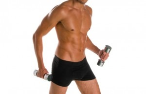 sport muscles hommes