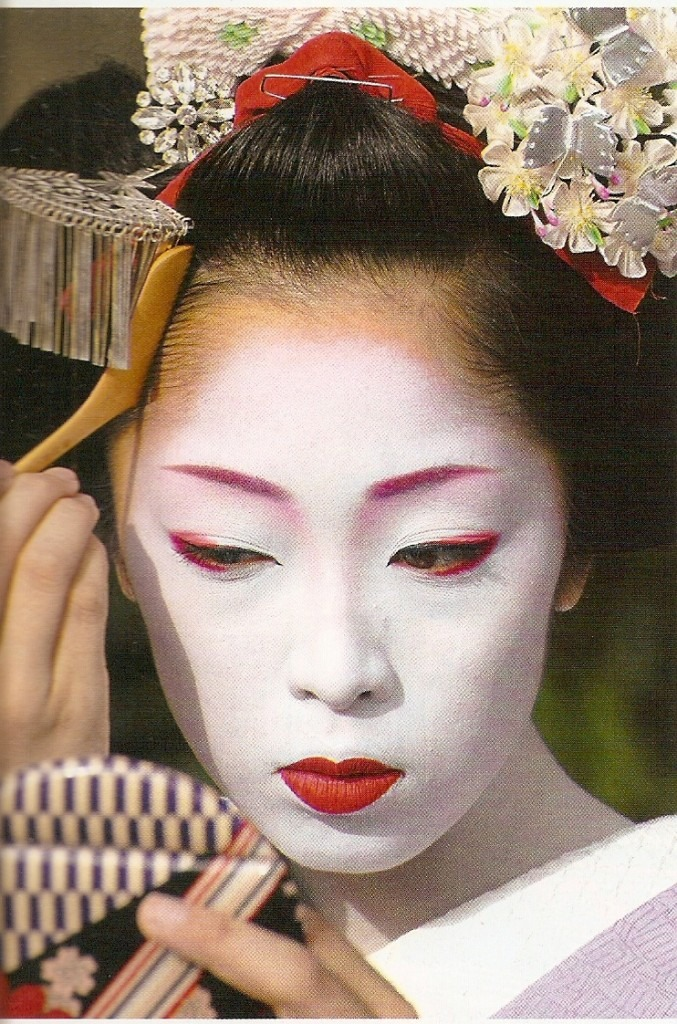Bihaku-Geisha