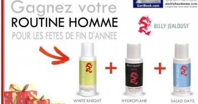 routine homme