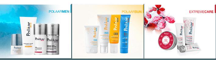 soins et cosmetiques pour homme polaar et polaar men