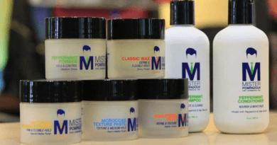 Mister Pompadour : Des produits coiffants qui ont du style !