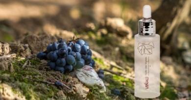 Le meilleur de la vigne et du raisin dans vos cosmétiques !