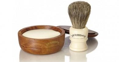 Idée cadeau pour Dandy exigeant : le coffret rasage Dr Harris