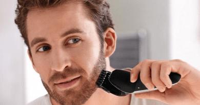 rasage-barbe
