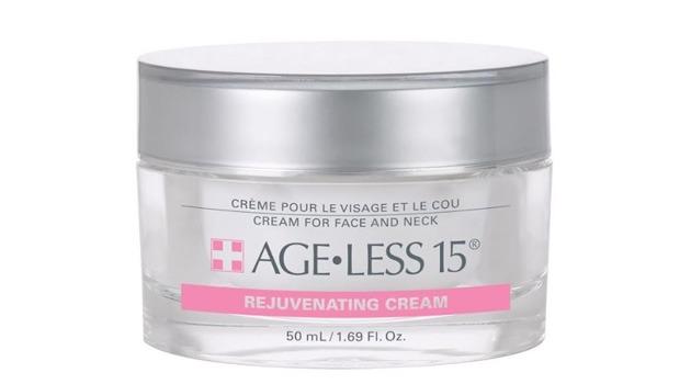Ageless 15 : la nouvelle crème rajeunissante de Cellex C