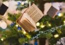 4 idées DIY de sapins de Noël pour les plus flemmards