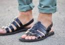 Messieurs, cet été…vous porterez des sandales !