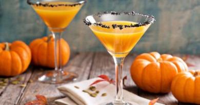 6 cocktails spécial Halloween